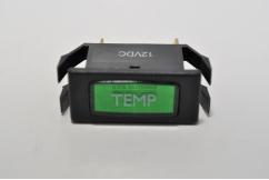 KONTROLLAMPE TEMP GRØN - Tidl. 552A0350